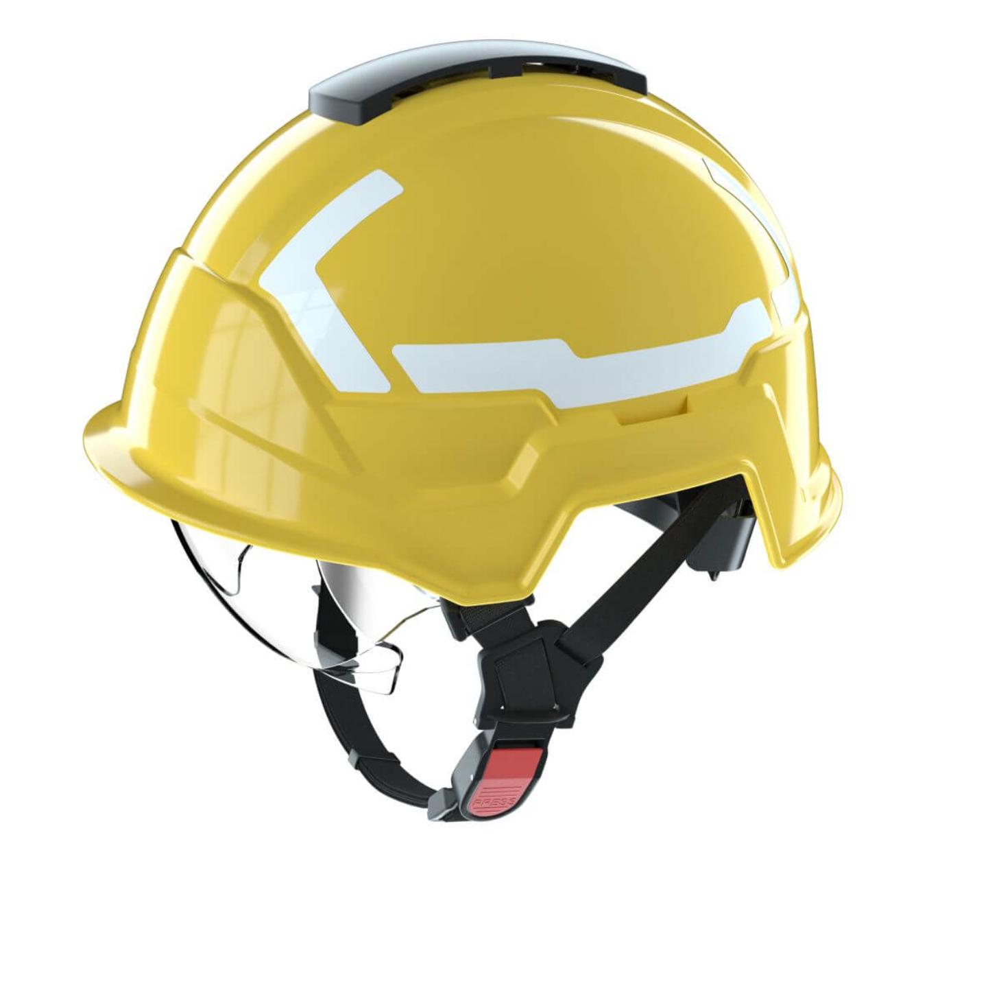 PAB MP2 Helm für Waldbrandbekämpfung und Rettungsdienst