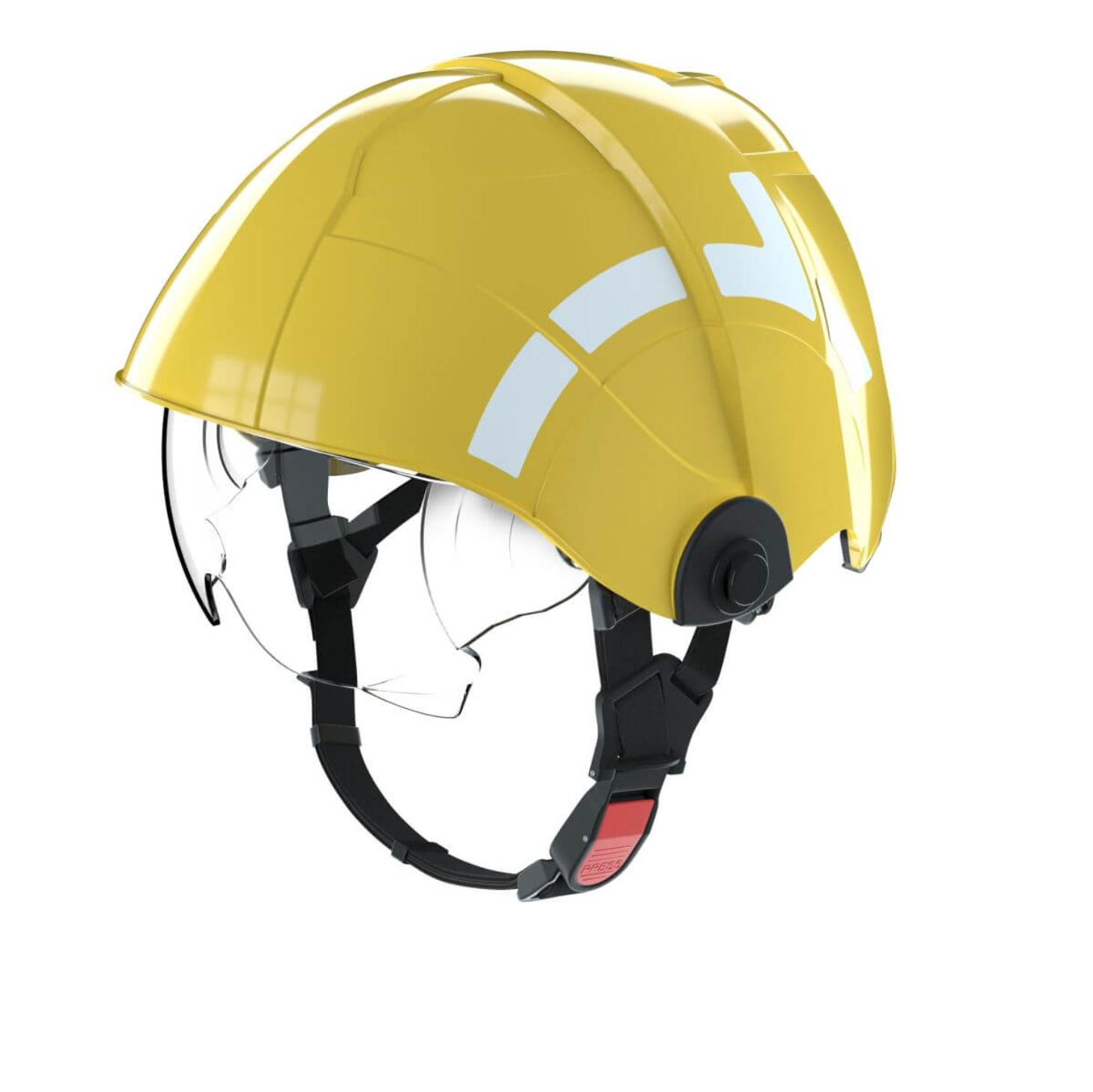 PAB MP1 Standard inklusive Augenschutz Waldbrandbekämpfung und Rettungsdienst